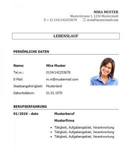 Muster-Lebenslauf-Vorlage-Event-Manager
