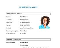 Muster-Lebenslauf-Vorlage-Informationsdesigner_1